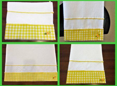 Asciugamani per cucina.